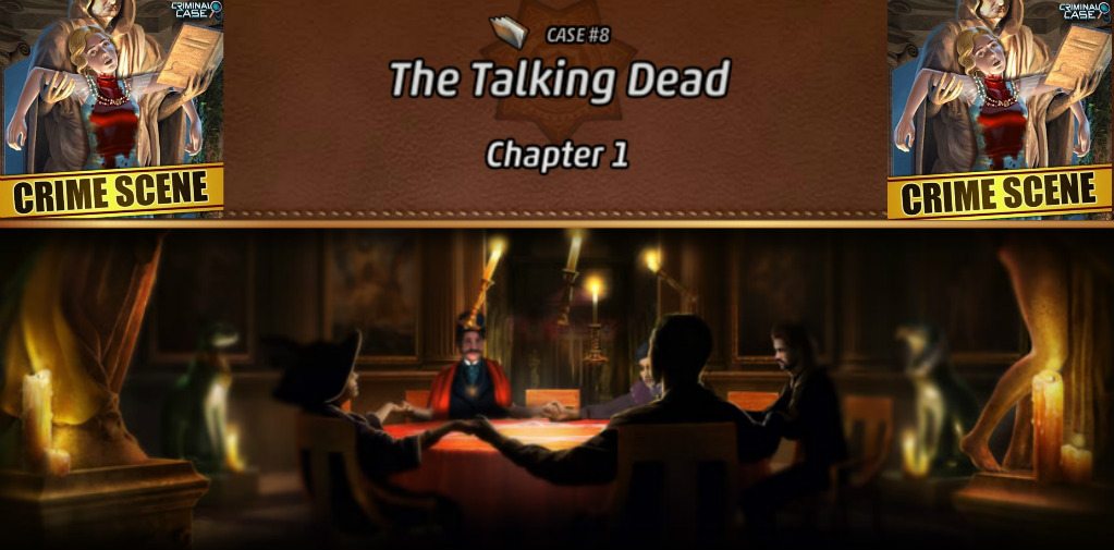 Mysteries Of The Past Case 8 Chapters The Killer