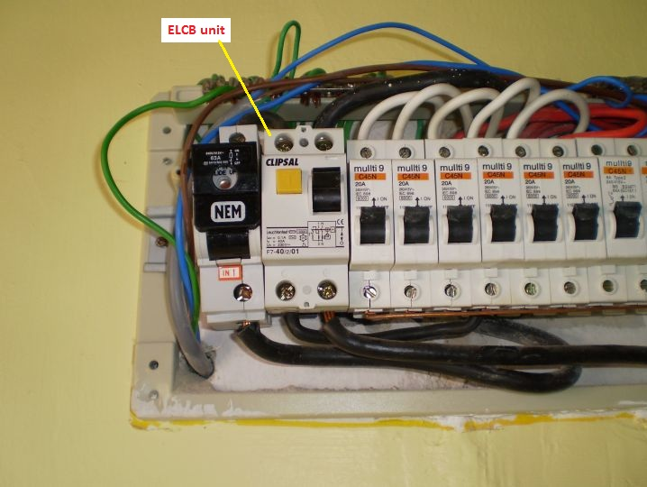 how to home elcb wiring diagram light multiple lights house with   and electrical