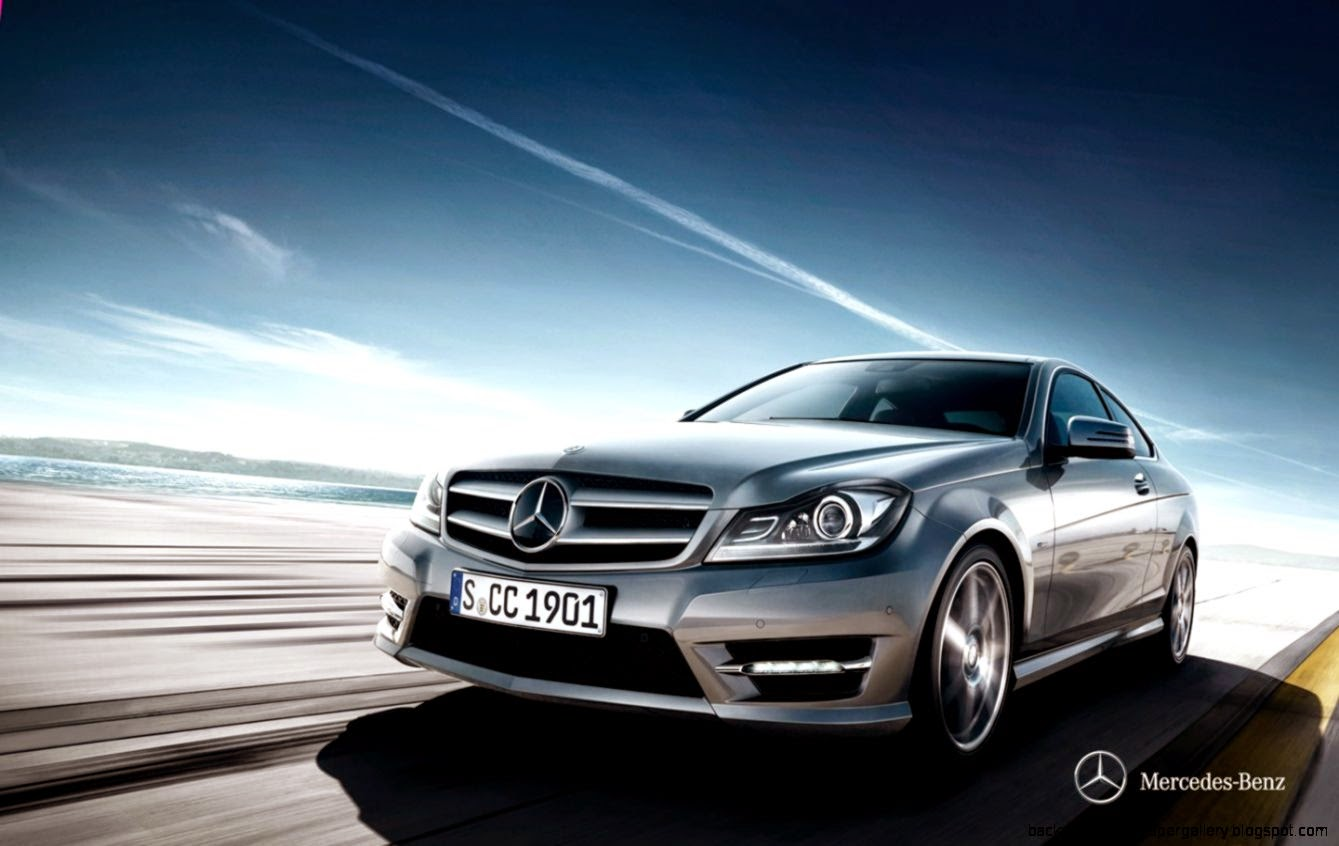 Mercedes C200 Car Wallpapers Hd Background Wallpaper Gallery