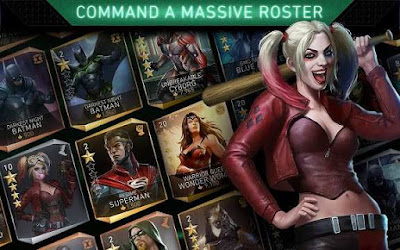 Game Injustice 2 Android