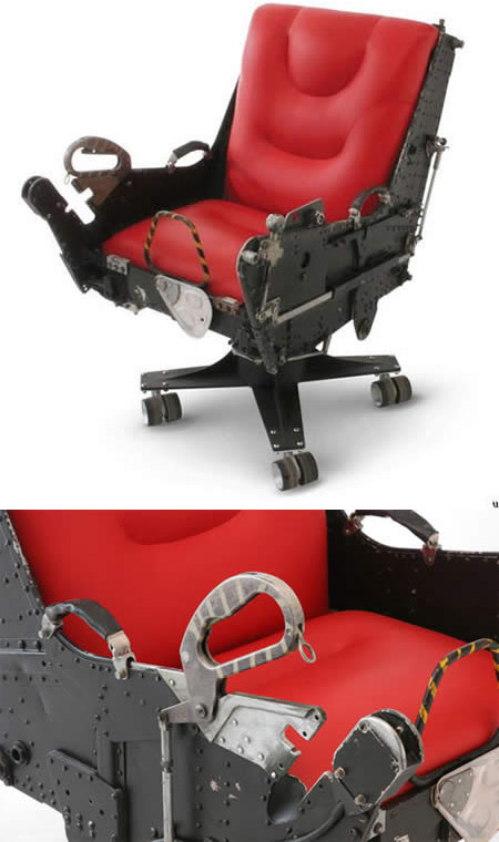 Ejection Seat Office Chair Vehicle Lifts For Power Wheelchairs F-4 Fighter Jet ~ Home Design Interior