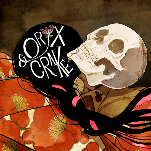 Book Movie Nerd: Oryx and Crake inspired art from the