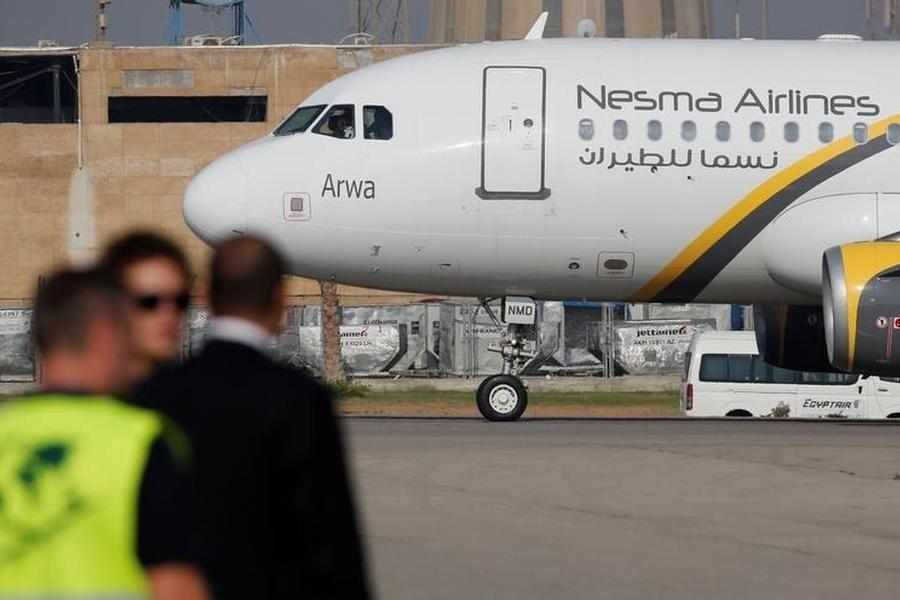 وظائف خالية في شركه نسما للطيران لجميع المؤهلات 2021