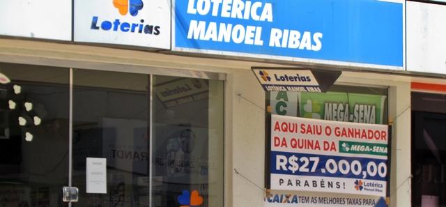 Manoel Ribas: Sortudo!