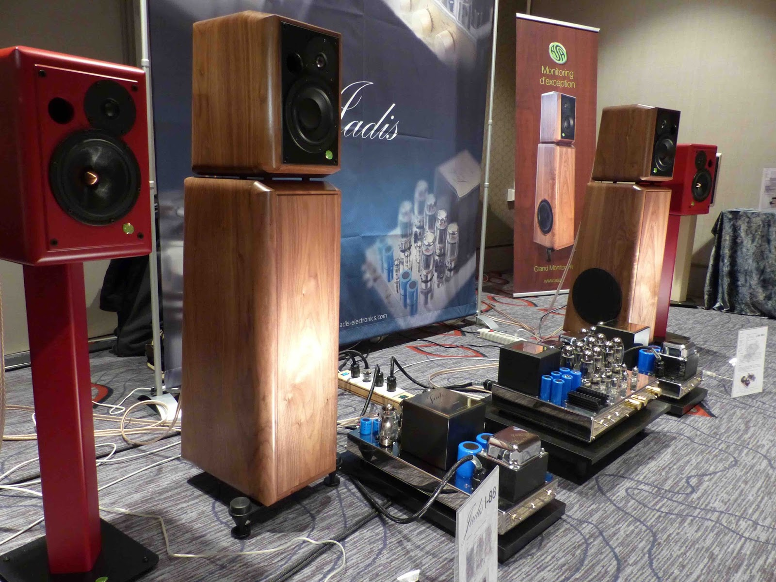 Synergie Salon Mono And Stereo High End Audio Magazine Atelier De