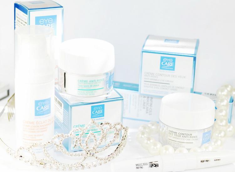 Eye Care Anti-Wrinkle Cream Крем для лица против морщин, антивозрастной крем, от морщин