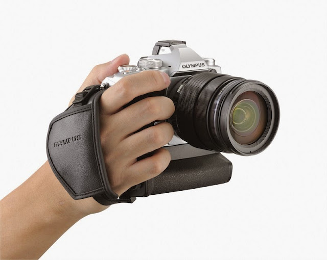 Nueva cámara Olympus OM-D E-M1