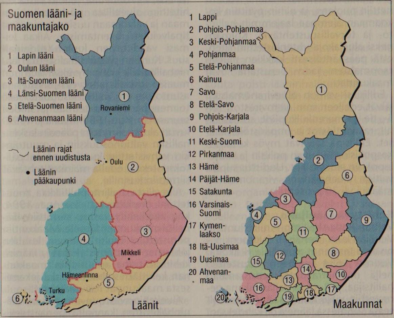 Länsi Suomen Lääni