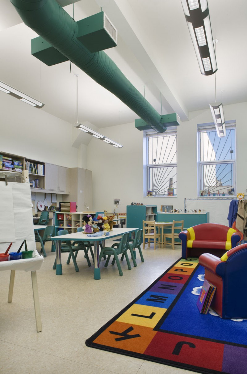 Bronx early learning center in new york interior - How to learn interior designing online ...
