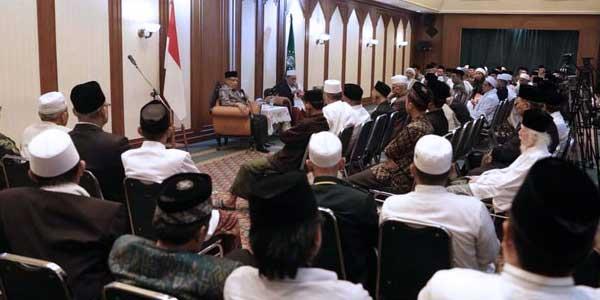 Rois Syuriah PBNU Bantah Beri Deadline Jokowi Pilih Cak Imin