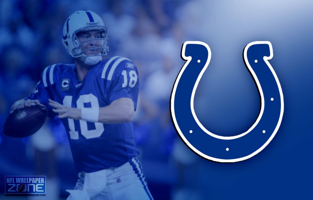 Indianapolis Colts Player Manning Wallpapers Wallpapers Dope