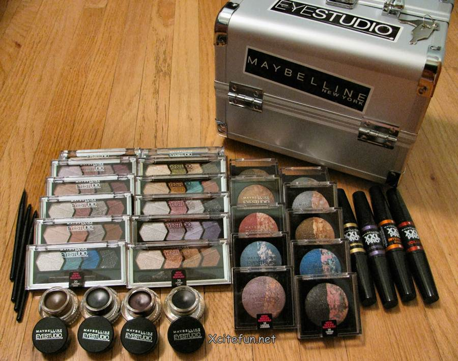 The True And Amazing Adventures Full Makeup Kit For All