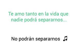 Jorge Celedón No Podrán Separarnos significado de la canción.