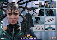 """Imágenes de Hela de """"Thor: Ragnarok"""" - Hot Toys"""