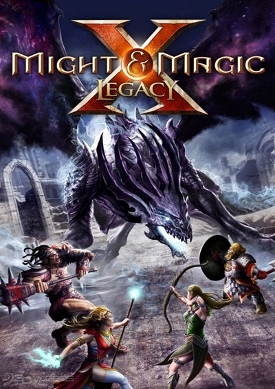 Might And Magic X Legacy PC Full Español