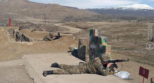 Mueren soldados a ambos lados de Artsaj
