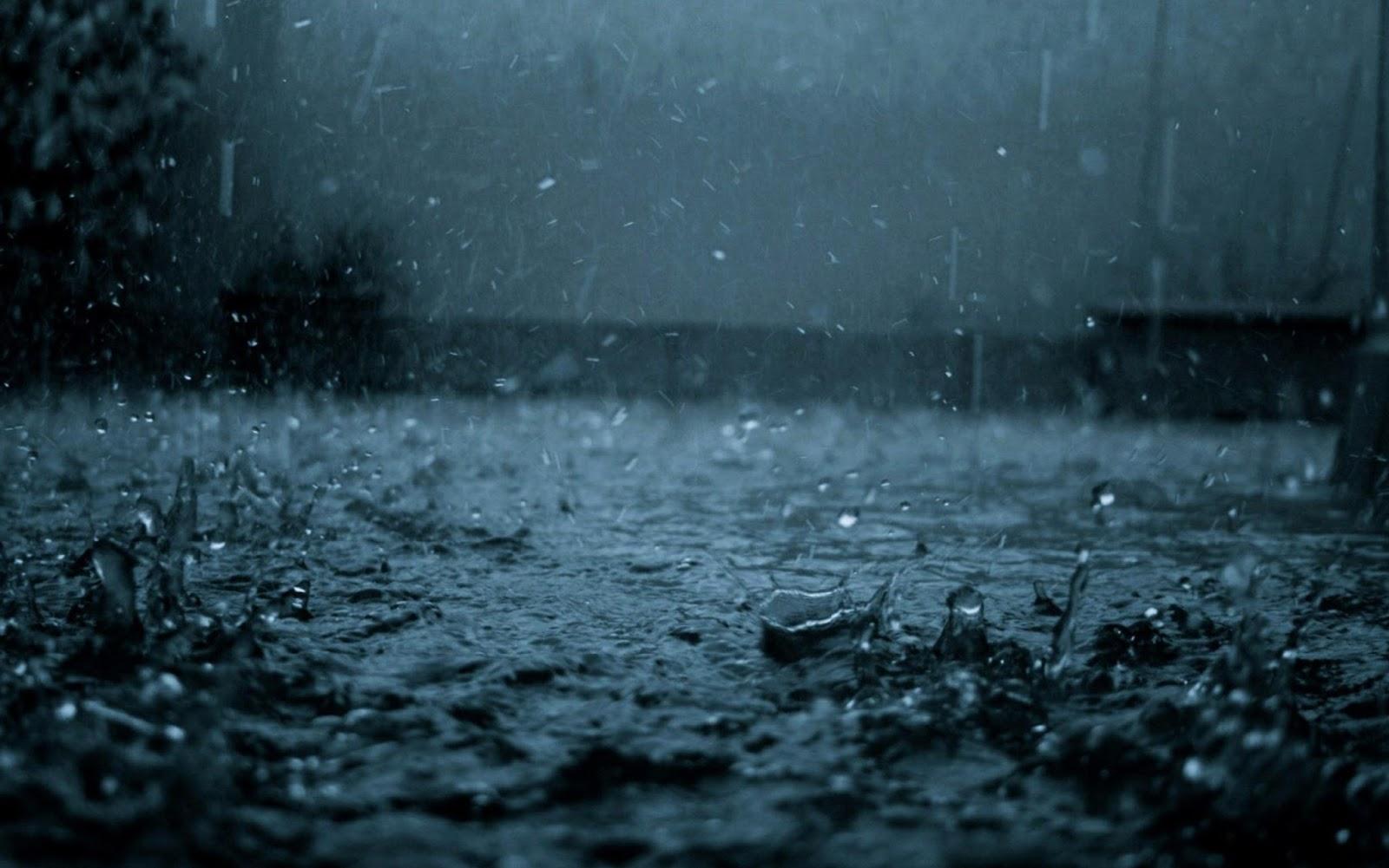 78+ Gambar Wa Hujan Bergerak HD