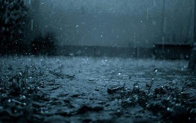 Gambar PP Hujan Terbaru Rintik Hujan Rinai Sedih Hati Galau