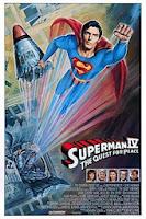 Superman IV: En busca de la paz (1987) online y gratis