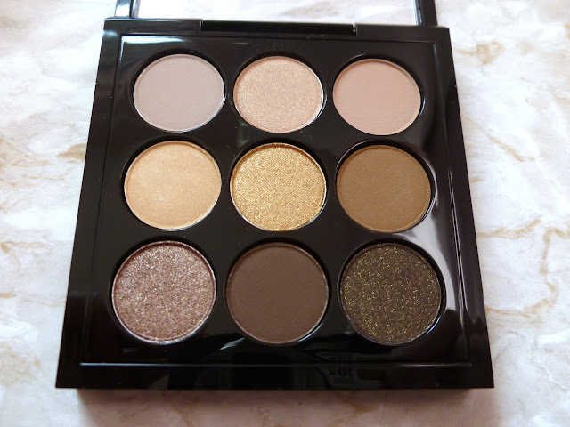 MAC Amber X 9 Eyeshadow Palette