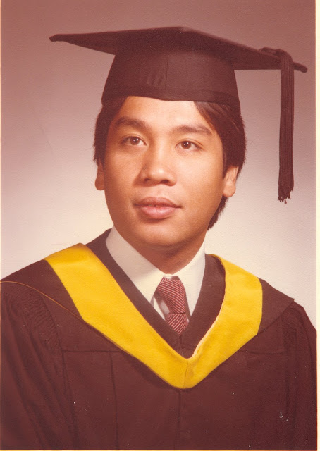 Mar Roxas graduated at the Wharton School of Economics