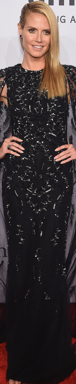 Heidi Klum 2016 amfAR Gala