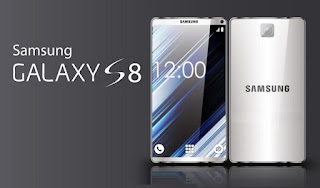samung Galaxy s8 and S8 Plus.