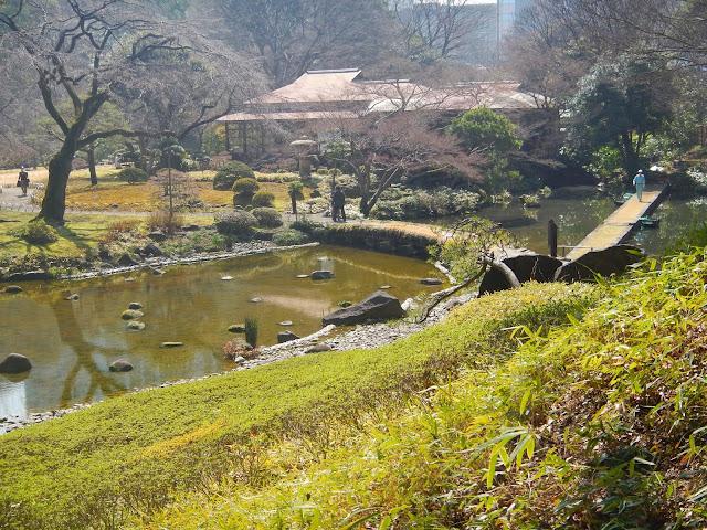 Los jardines Koishikawa Korakuen