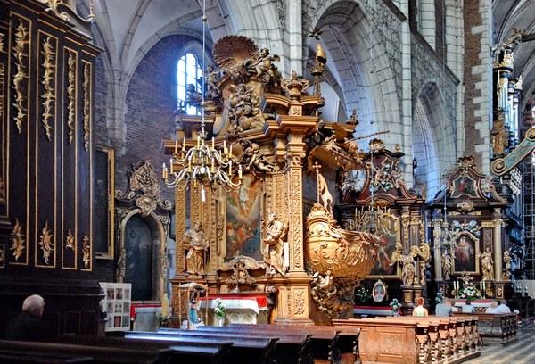 Basílica del Corpus Christi (Cracovia, Polonia)
