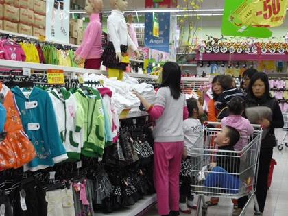 Mở cửa hàng bán quần áo trẻ em cần phải làm gì
