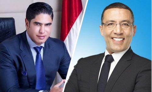 أبو هشيمة وخالد صلاح يتنازلان عن دعوى السب والقذف ضد توفيق عكاشة بعداعتذار توفيق عكاشة بالفيديو