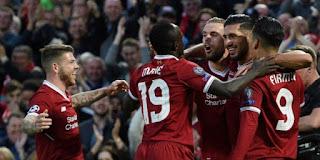 Video Pesta Gol Liverpool ke Gawang Hoffenheim - Playoff Liga Champions