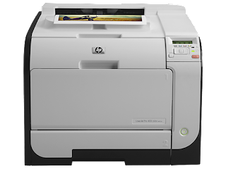 Download HP LaserJet Pro 400 printer M451dn drivers