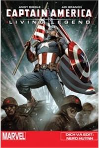 Captain America: Living Legned (2013)