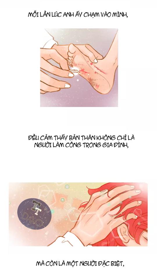 Tân Lang Nuôi Từ Thuở Bé - Chap 11