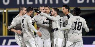 Selebrasi para pemain Juventus - Foto: JUVE