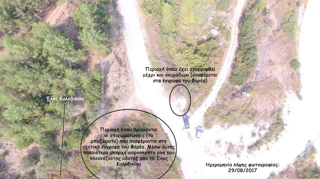 Τι απαντάει ο Φορέας Διαχείρισης για την κατάσταση στο Έλος Καλοδικίου