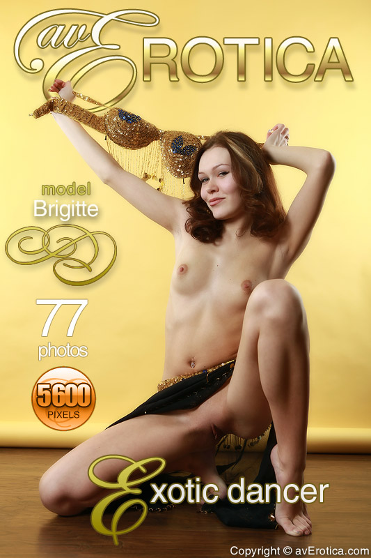 avErotica8-17 Brigitte - Exotic Dancer 03100
