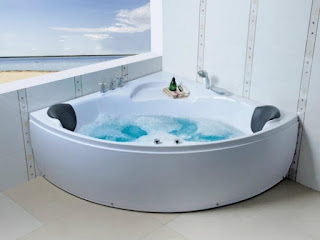 Small Corner Bathtubs