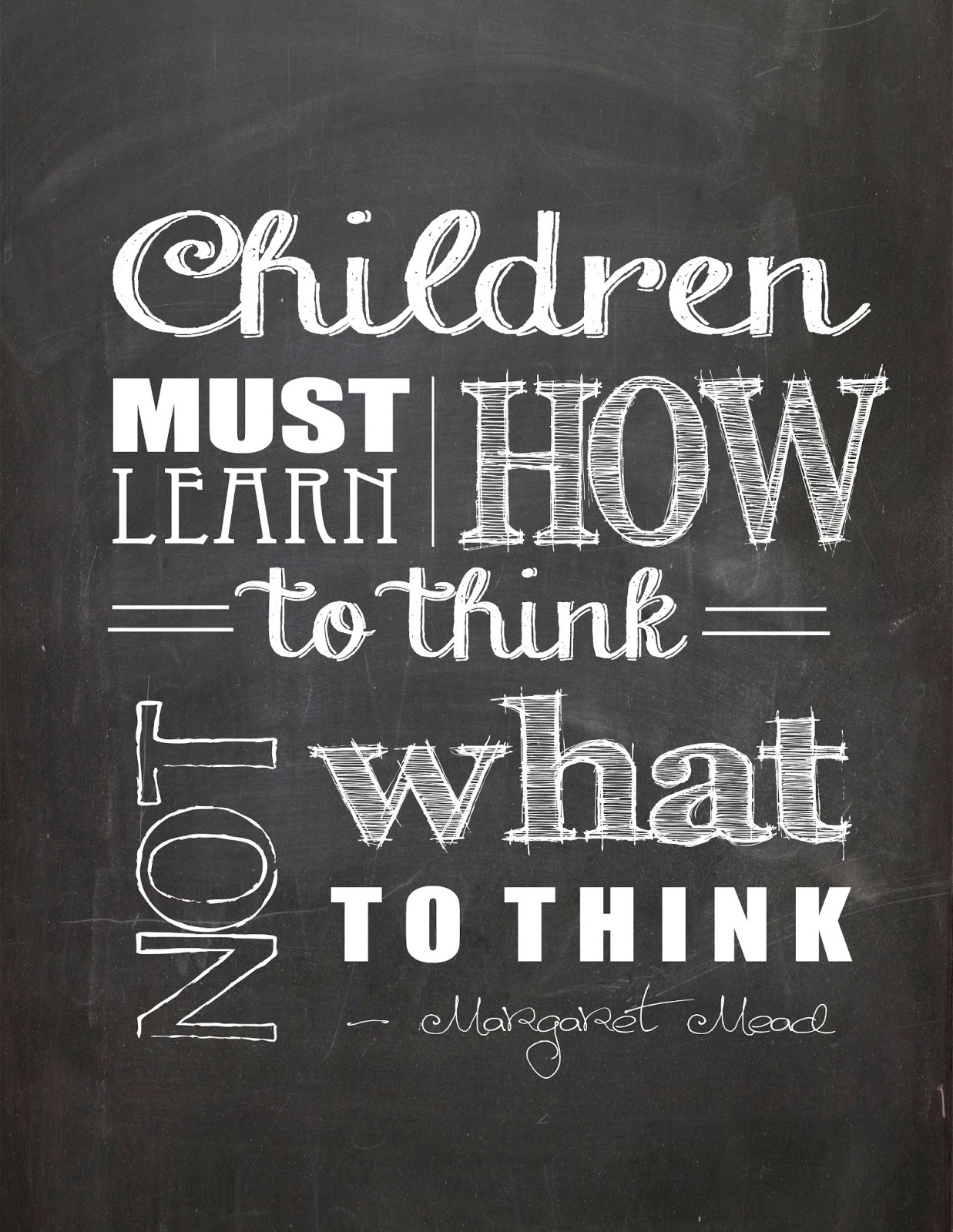Learn To Read Cvc Words Middle O See And Write: Teaching And Learning Chalkboard Quotes. QuotesGram