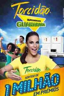 Promoção Supermercados Guanabara Copa do Mundo 2018 1 Milhão Prêmios