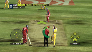 Ashes Cricket 2009 Free PC Game