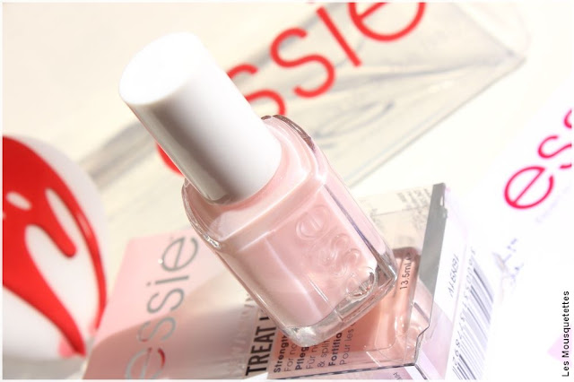 Vernis Treat Love&Color de Essie - Sheers to You - Blog beauté