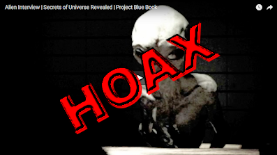 Viral 'Alien Video' (Easily) Proven a HOAX