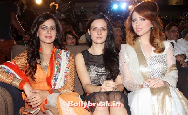 Saidah Jules, Elena Kasnat and kirti kulhari, Jal Movie Music Launch Pics