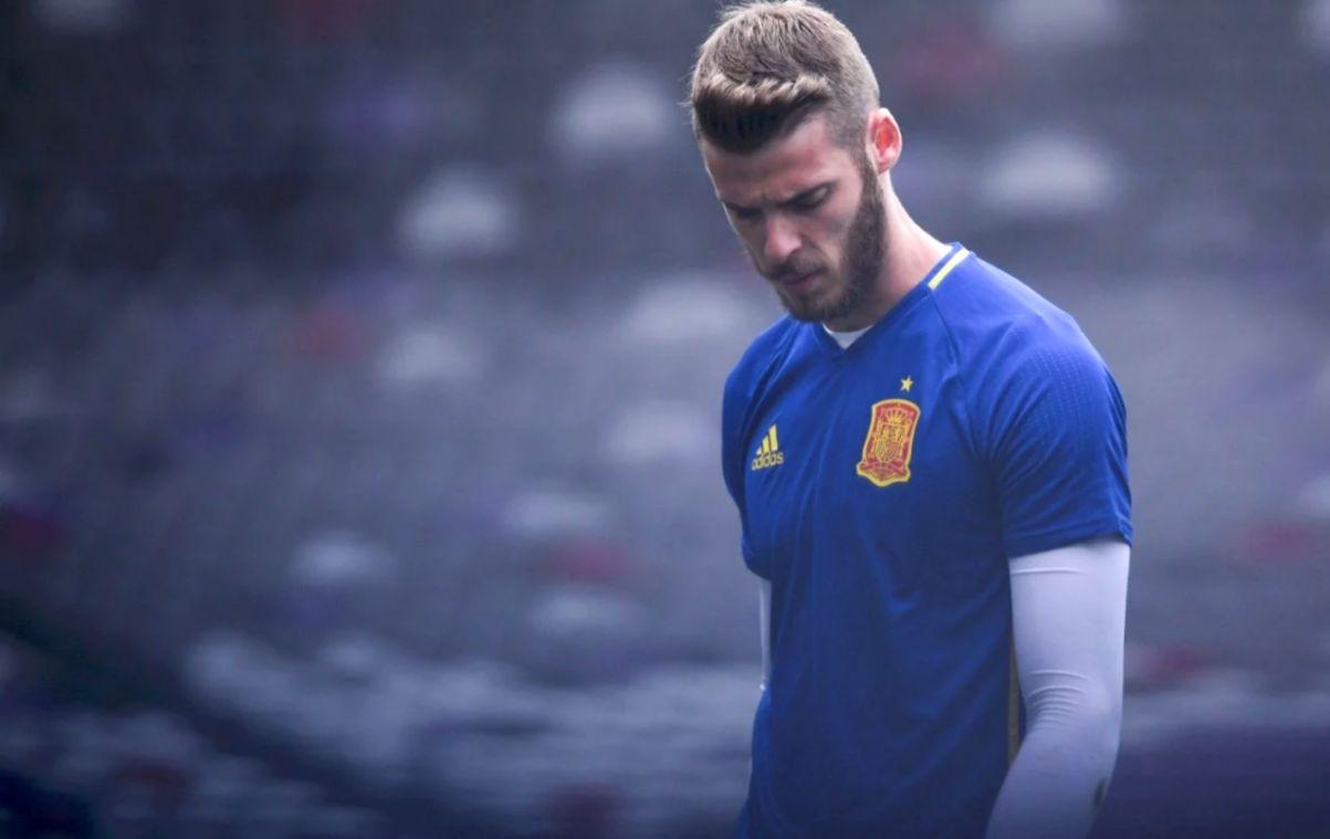 Download Spain Soccer David De Gea Free Hd Mobile Background Jpg