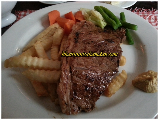Tempat Makan Best|The Smokehouse Hotel & Restaurant By The Golf Course Cameron Highlands