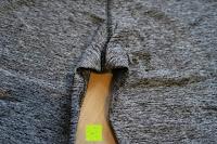 zoomen: Laufhose Damen capri mit Hüfttasche für Handy Leggings Fitness Sport tights schwarz muster yoga hose sporthose jogging farbig dreiviertel 3/4 lang von Formbelt