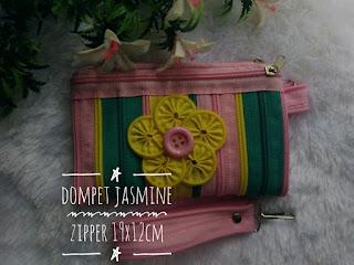 Dompet Resleting Jasmin 004