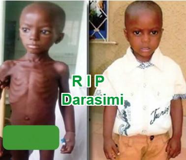 Darasimi Ogunwunmi dead